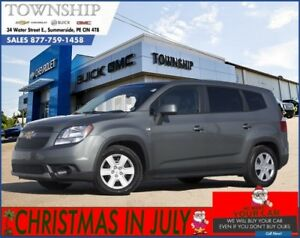 2012 Chevrolet Orlando LT - $8/Day! - Automatic - 6 Seater!