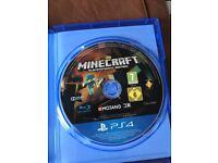 Minecraft Playstation Edition (PS4)