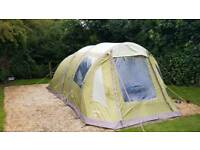 Vango airbeam Exodus 600 inc footprint and carpet