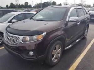 2013 Kia Sorento EX AWD! LEATHER! SUNROOF! HEATED SEATS!