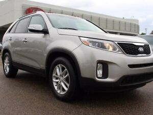 2015 Kia Sorento LX V6, HEATED SEATS, POWER SEATS, BUTTON START,