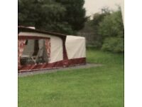 Bradcot Tall Bedroom Annex plus Bradcot Tall Sleeping Inner Tent