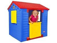 My first play house brand new