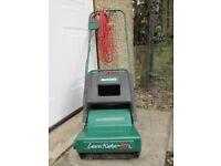 Qualcast lawn raker 30. scarifier for sale