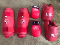 Child's Blitz Martial Arts Gear