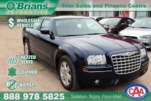 2005 Chrysler 300 Wholesale Unit, No PST! w/Leather