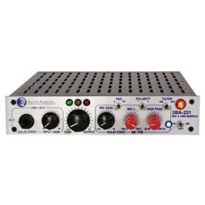 2BA Summit Audio preamp