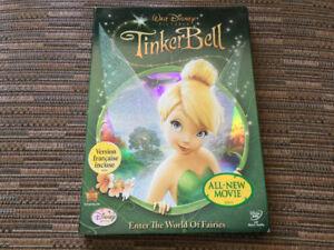 Disney TinkerBell movie