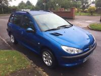 PEUGEOT 206 SW HDI VERY ECONOMICAL