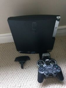 600GB PS3 PlayStation 3 Console + Accessories ~ VER 4.80   OBO