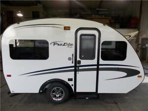 2017 PROLITE MINI 13' TRAVEL TRAILER