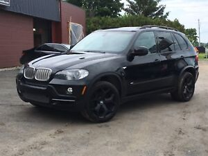 2007 BMW X5 MAGS SPORT PACKAGE