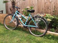 Vintage 1984 Raleigh Montana mountain bike. Good working order, very low milage, original tyres.