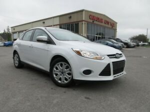 2013 Ford Focus SE, AUTO, A/C, BT, JUST 56K!