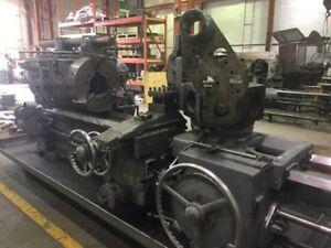 Warner & Swasey 'A' Type - Turret Lathe