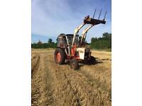 David brown loader tractor