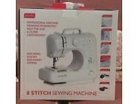 Prolectrix 8 stitch sewing machine. Like new