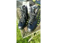 MILITARY STYLE BOOTS WEBTEX SIZE 10.