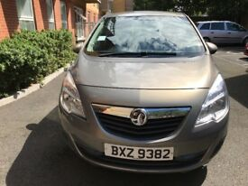 Vauxhall Meriva 1.7 CDTi 16V [130] Exclusiv 5dr