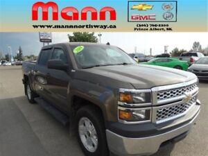 2014 Chevrolet Silverado 1500 | Cruise control, Bluetooth, MyLin