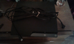 Ps3 with one controller and all cords