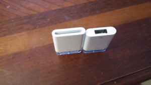 Ipad usb and sd card adapters
