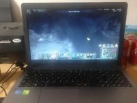Awsum laptop i7 nvidia GeForce graphics