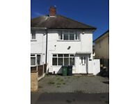 3 BEDROOM HOUSE IN WEDNESBURY