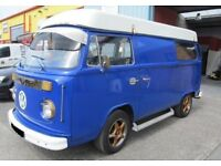 1974 VW T2 Late Bay Window