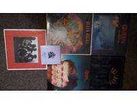 Queen rare Vinyl Job Lot + CD