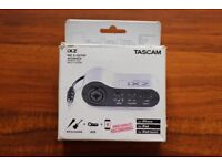 Tascam iXZ Audio Interface For iPhone iPad iDevice