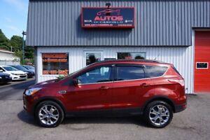 2015 Ford Escape SE 4WD 2.0L ECOBOOTS MAGS CAMERA 83 000 Km