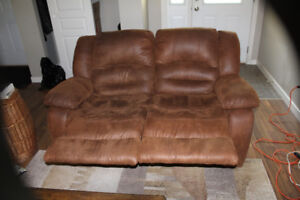 Couch-Love seat and chair for sale