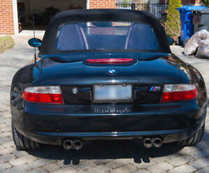 1999 BMW M Roadster & Coupe Cabriolet