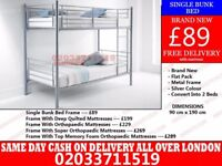 7 Day OFFER 70% OFF BRAND NEW SINGLE BUNK. BED AND MATTRESS Lancaster