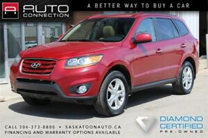 2011 Hyundai Santa Fe Limited AWD *** LEATHER *** MOONROOF ***