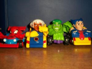 Marvel Die Cast Cars
