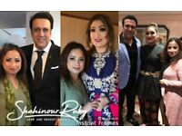 Shahinour Ruby MUA - International Celebrity Hair and Makeup Artist