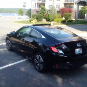 LEASE TAKEOVER 2016 Honda Civic EX-T Coupe