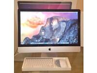 "Apple iMac 27"" Quad Core i5, 12GB RAM, 1GB Graphics, 1TB HD"