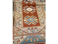 Beautiful Large Wool Carpet/Rug, Chic, Stylish