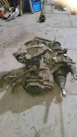 Jetta 1.9 AHU tdi gearbox