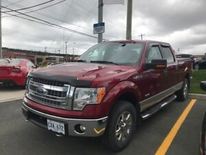 "2014 Ford F-150 4x4 - Supercab XLT- 145"" WB"