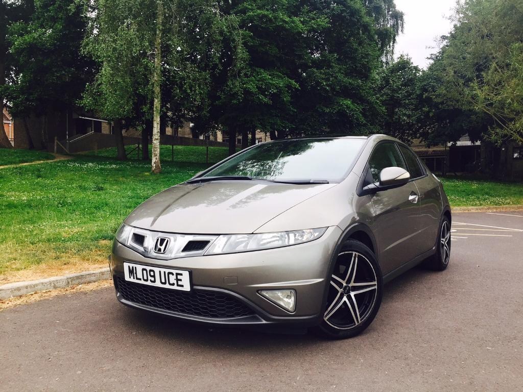 2009 honda civic 2.2 diesel | in yeovil, somerset | gumtree
