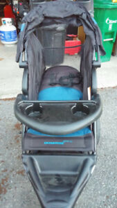 BRAND NEW, MINT stroller! See for yourself!