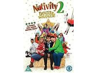 "Nativity 2 DVD ""danger in the manger"""