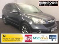 2007 Honda CR-V 2.0 i-VTEC ES Station Wagon 5dr Petrol grey Manual