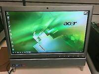 Acer all in one pc