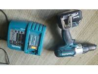 Makita BHP451 18v lithium-ion battery drill