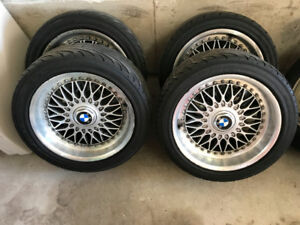BMW ABS RIMS! - or Best Reasonable Offer